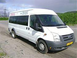 Микроавтобус FORD TRANSIT 14 мест, 18 мест