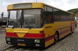 Автобус VOLVO STEYR SL 12 - 49 мест