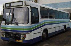 Автобус VOLVO AG B10M60 - 49 мест