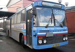 Автобус VOLVO B57 - 45 мест