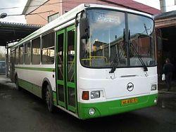 Автобус ЛиАЗ 5635-01 - 47 мест