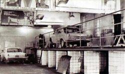Автоколонна № 1442 создана в 1954г. для обслуживания населения Мончегорска и Оленегорска